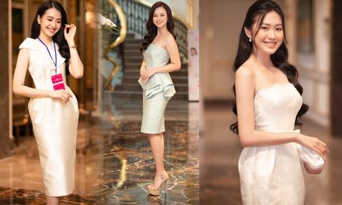 Toàn cảnh sơ khảo phía Bắc cuộc thi Hoa hậu Việt Nam 2020 ảnh 10