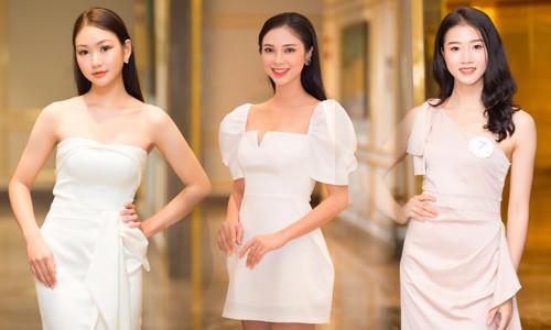 Toàn cảnh sơ khảo phía Bắc cuộc thi Hoa hậu Việt Nam 2020 ảnh 11
