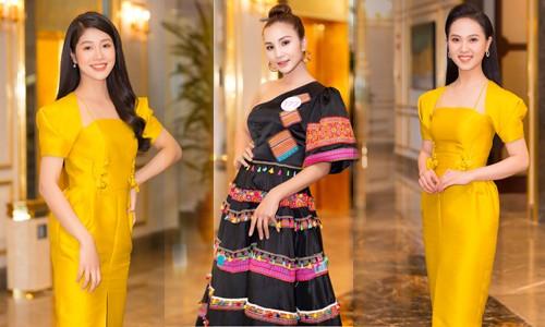 Toàn cảnh sơ khảo phía Bắc cuộc thi Hoa hậu Việt Nam 2020 ảnh 8