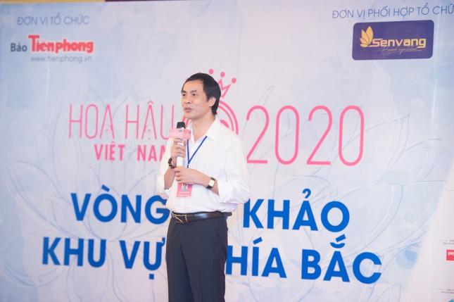 Toàn cảnh sơ khảo phía Bắc cuộc thi Hoa hậu Việt Nam 2020 ảnh 6