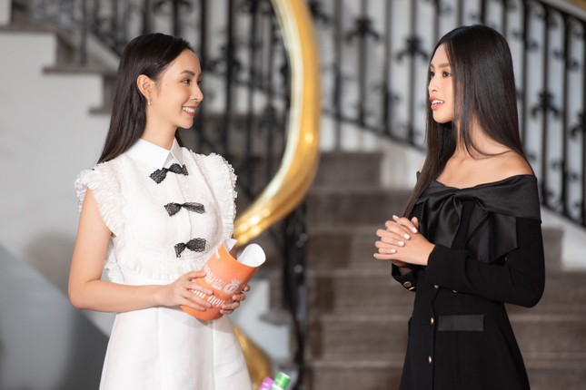 Top 35 Hoa hậu Việt Nam 2020 bước vào hành trình 'Người đẹp Nhân ái' ảnh 9