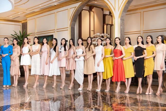 Top 35 Hoa hậu Việt Nam 2020 bước vào hành trình 'Người đẹp Nhân ái' ảnh 11