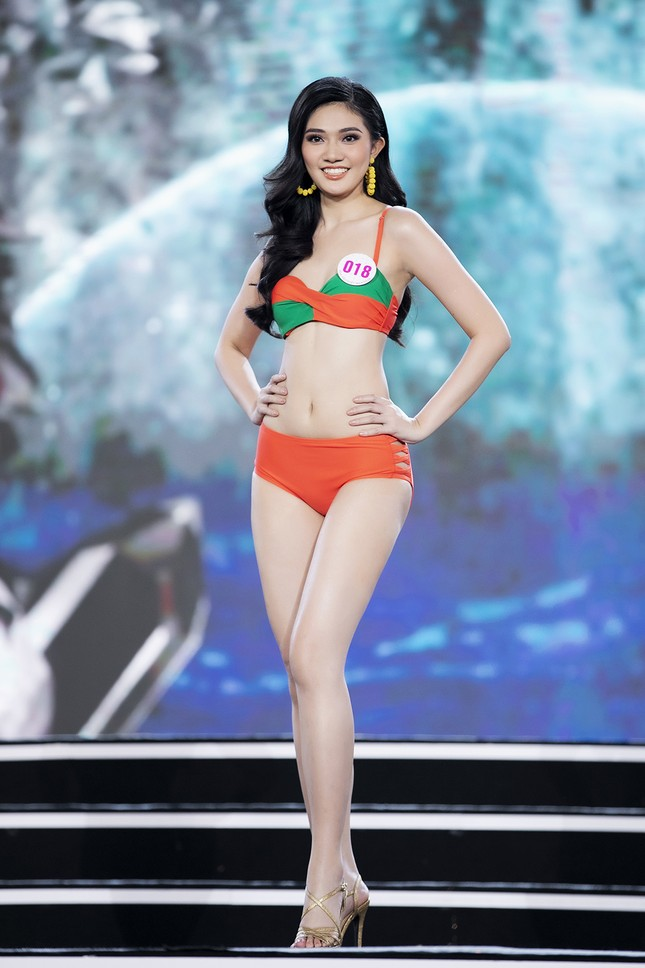 Ngắm nhan sắc của 14 thí sinh phía Nam vào Chung kết Hoa hậu Việt Nam 2020 ảnh 6