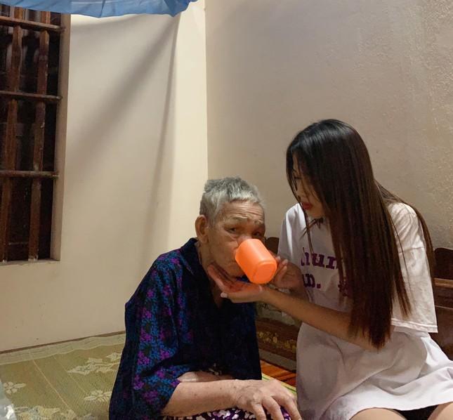 Hai cô gái xứ Thanh tuổi 19 vào Chung kết Hoa hậu Việt Nam 2020 ảnh 4