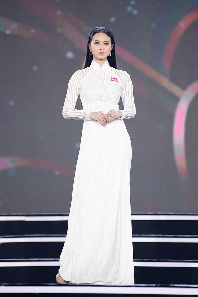 Nhan sắc hai cô gái 'miền quan họ' vào Chung kết Hoa hậu Việt Nam 2020 ảnh 6