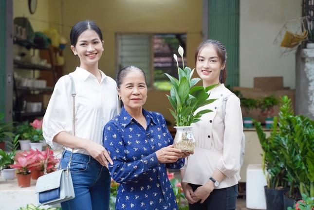 Nhan sắc hai cô gái 'miền quan họ' vào Chung kết Hoa hậu Việt Nam 2020 ảnh 4