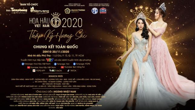 Hé lộ vé mời đặc biệt tham dự đêm Chung kết toàn quốc Hoa Hậu Việt Nam 2020 ảnh 4