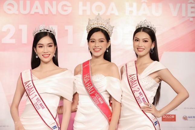 Á hậu Phạm Ngọc Phương Anh nói về tình cảm hậu trường cuộc thi HHVN 2020 ảnh 1