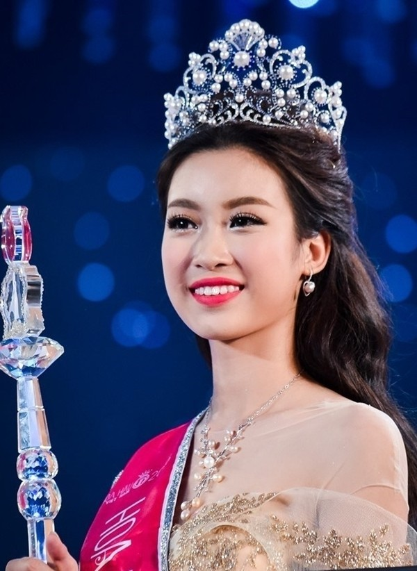 Đỗ Thị Hà mở ra một thập kỷ nhan sắc mới, nhìn lại vẻ đẹp của 5 Hoa hậu VN thập kỷ qua ảnh 7