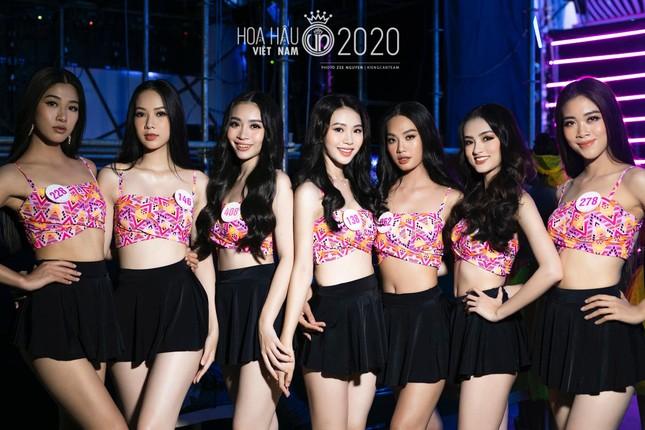 Nhan sắc 'Người đẹp được yêu thích nhất' Hoa hậu Việt Nam 2020 ảnh 11