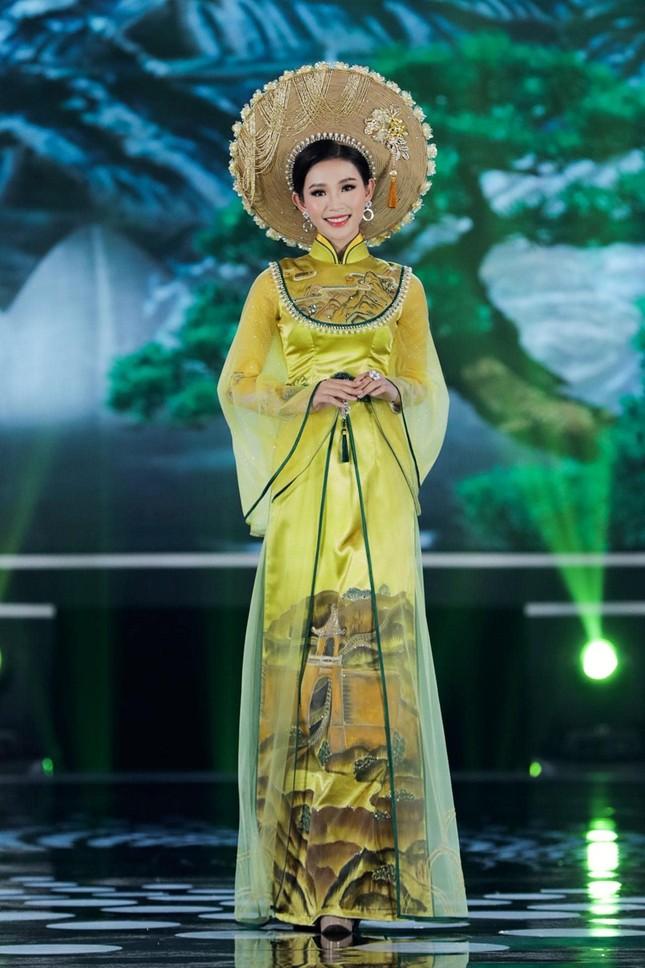 Nhan sắc 'Người đẹp được yêu thích nhất' Hoa hậu Việt Nam 2020 ảnh 8