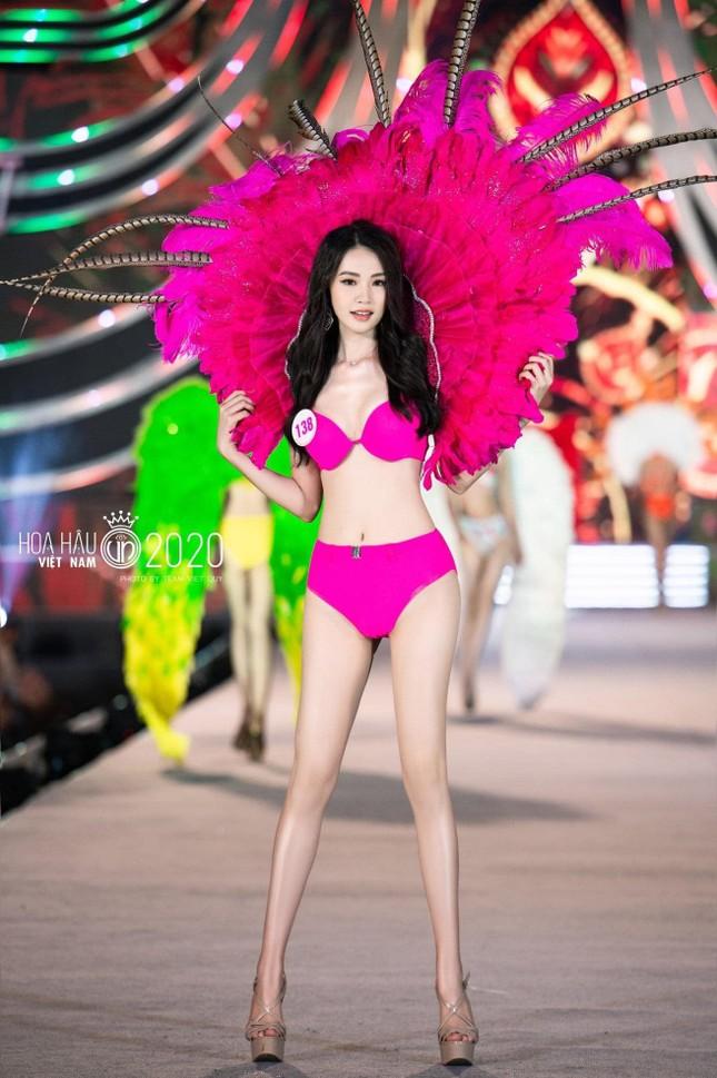 Nhan sắc 'Người đẹp được yêu thích nhất' Hoa hậu Việt Nam 2020 ảnh 3