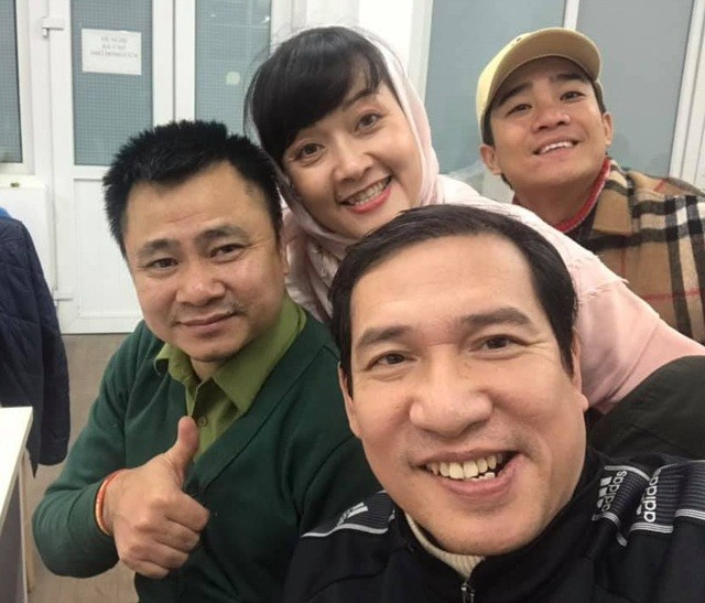 Thực hư thông tin nghệ sĩ Quốc Khánh không đóng Ngọc Hoàng trong Táo quân 2021 ảnh 5