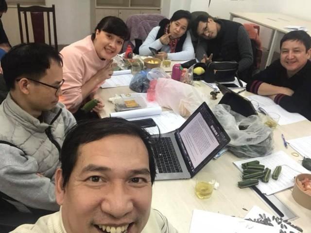 Thực hư thông tin nghệ sĩ Quốc Khánh không đóng Ngọc Hoàng trong Táo quân 2021 ảnh 3
