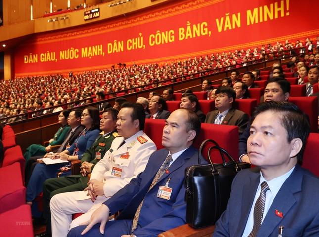 Hình ảnh đại biểu trình bày tham luận tại Đại hội XIII của Đảng ảnh 18