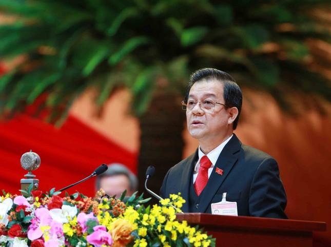 Hình ảnh đại biểu trình bày tham luận tại Đại hội XIII của Đảng ảnh 5