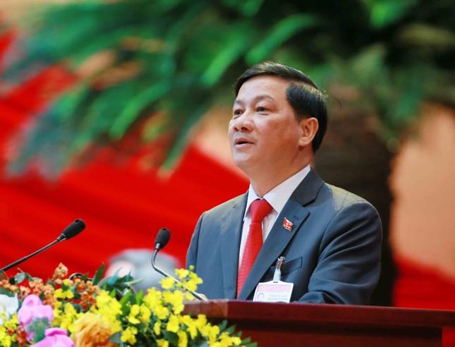 Hình ảnh đại biểu trình bày tham luận tại Đại hội XIII của Đảng ảnh 8