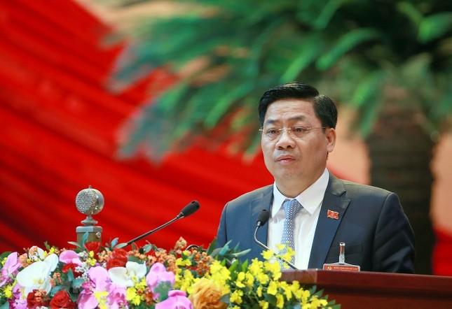 Hình ảnh đại biểu trình bày tham luận tại Đại hội XIII của Đảng ảnh 9