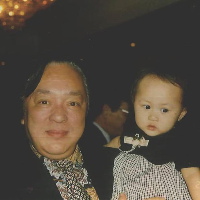 Con gái Thanh Lam viết tâm thư xúc động tiễn biệt ông nội - NSND Trung Kiên ảnh 1