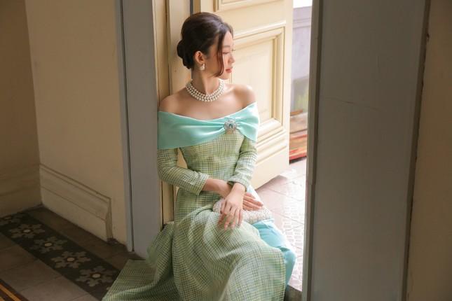 Người đẹp được yêu thích nhất HHVN 2020 xinh như mộng khi hoá quý cô thập niên 60 ảnh 8