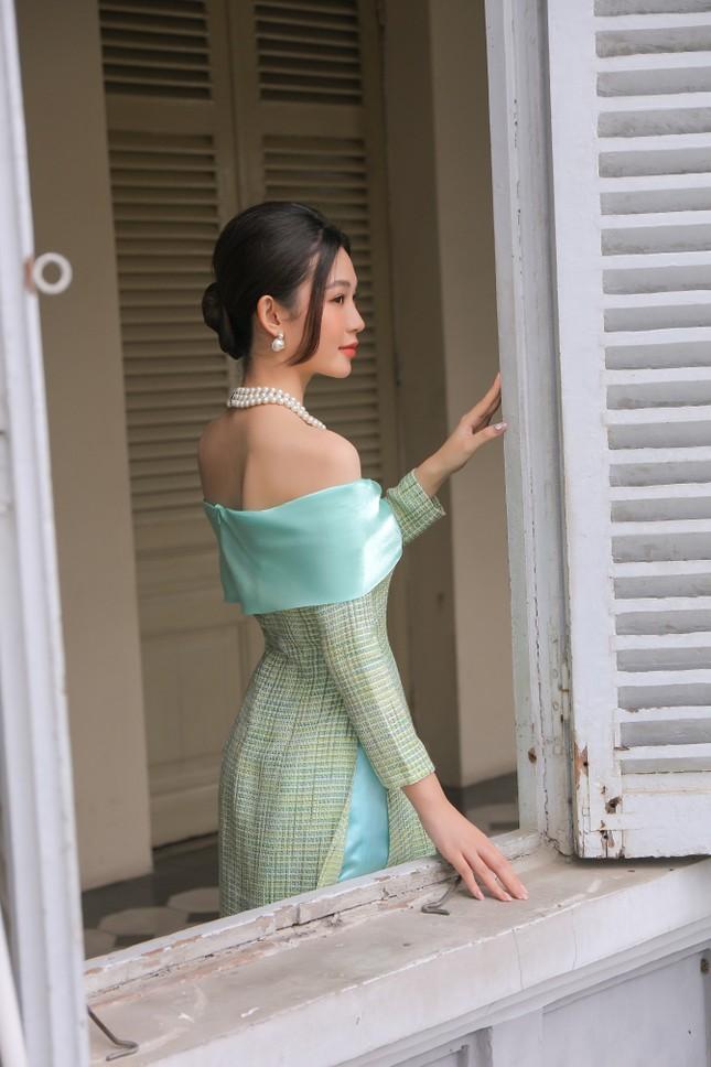 Người đẹp được yêu thích nhất HHVN 2020 xinh như mộng khi hoá quý cô thập niên 60 ảnh 4