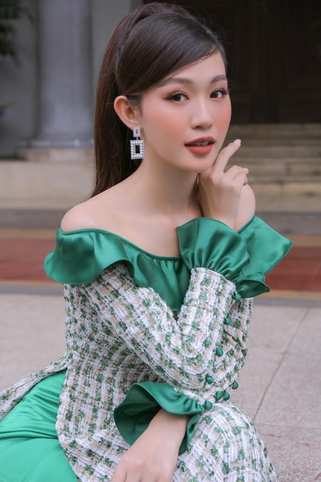 Người đẹp được yêu thích nhất HHVN 2020 xinh như mộng khi hoá quý cô thập niên 60 ảnh 3