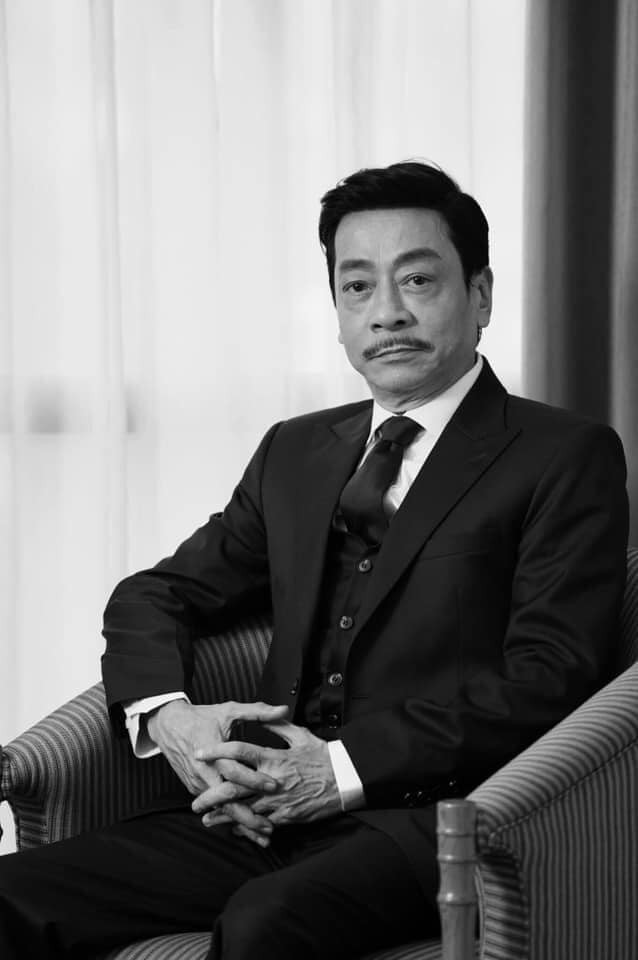 Dàn diễn viên Người phán xử bàng hoàng, nói lời tiễn biệt chủ tịch 'Phan Quân' ảnh 3