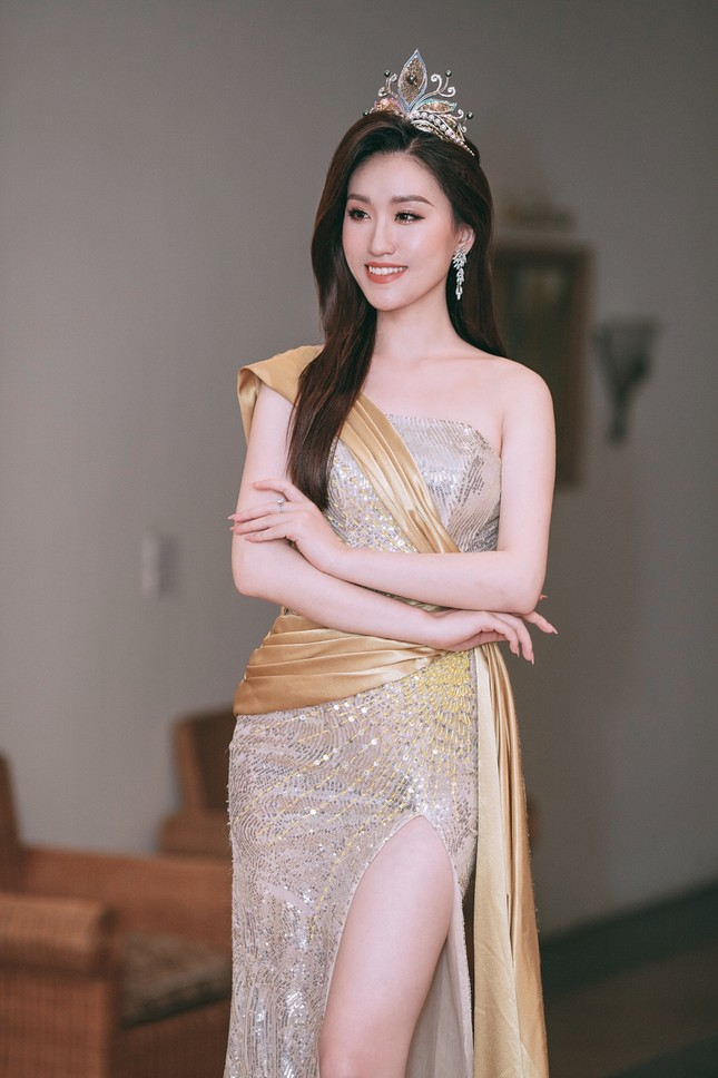 Nhan sắc yêu kiều của Người đẹp Hạ Long từng thi Hoa hậu Việt Nam ảnh 1