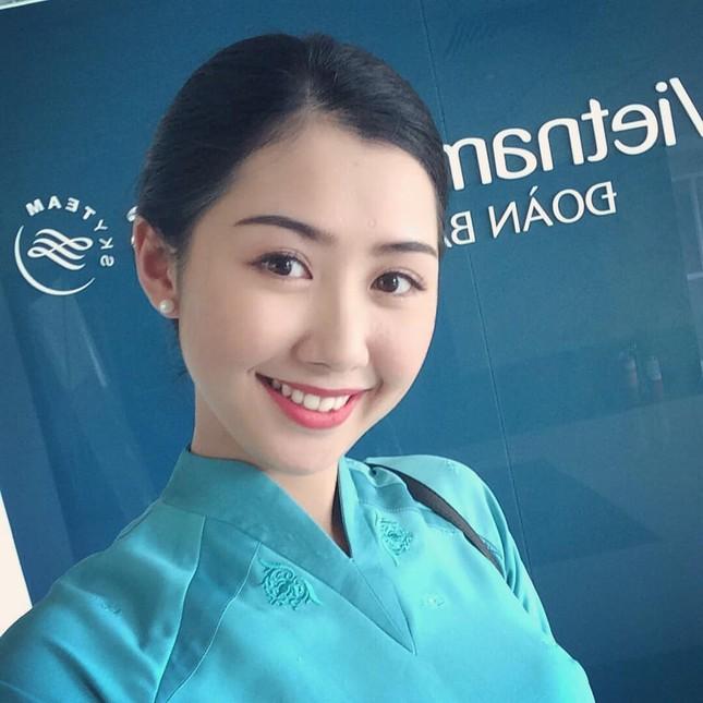 Những hotgirl là tiếp viên hàng không từng thi Hoa hậu Việt Nam giờ ra sao? ảnh 5