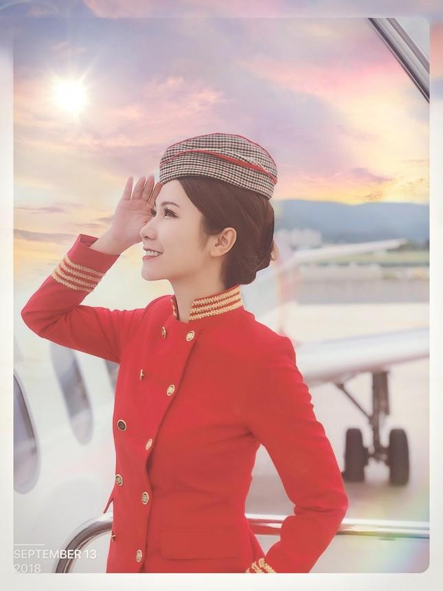 Những hotgirl là tiếp viên hàng không từng thi Hoa hậu Việt Nam giờ ra sao? ảnh 11