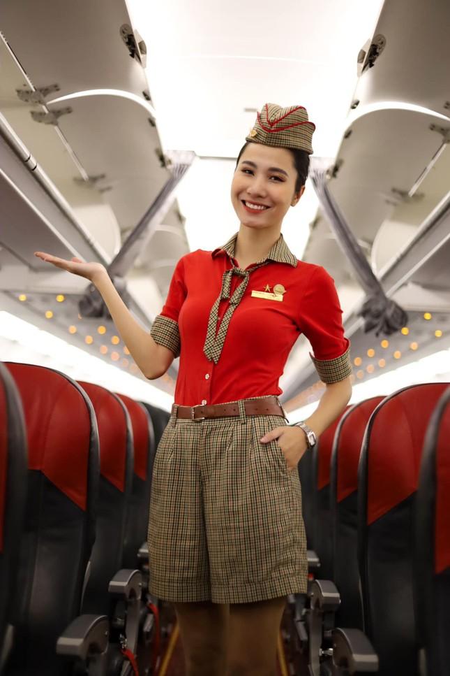 Những hotgirl là tiếp viên hàng không từng thi Hoa hậu Việt Nam giờ ra sao? ảnh 10