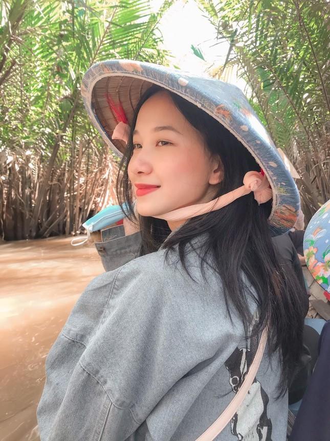 Người đẹp Du lịch Lê Trúc Linh ấn tượng về đất Mũi Cà Mau và ước mơ đặt chân tới cột cờ Lũng Cú ảnh 2