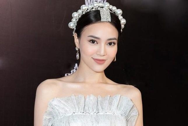 Showbiz 2/3: Á hậu Trịnh Kim Chi quyên góp hơn 400 triệu đồng ủng hộ nghệ sĩ Thương Tín ảnh 2