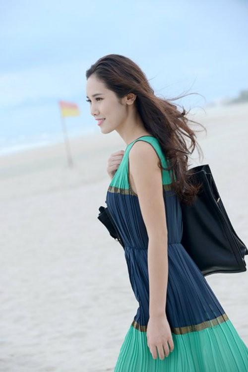 Nhan sắc những người đẹp có làn da đẹp nhất thập kỷ Hoa hậu Việt Nam ảnh 4
