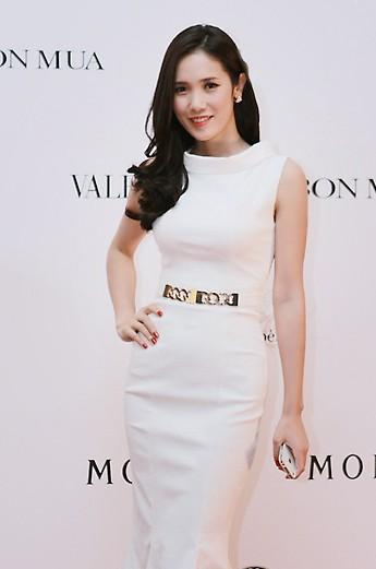 Nhan sắc những người đẹp có làn da đẹp nhất thập kỷ Hoa hậu Việt Nam ảnh 1