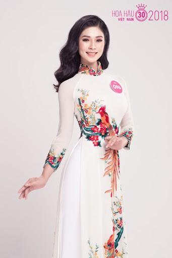 Nhan sắc những người đẹp có làn da đẹp nhất thập kỷ Hoa hậu Việt Nam ảnh 16