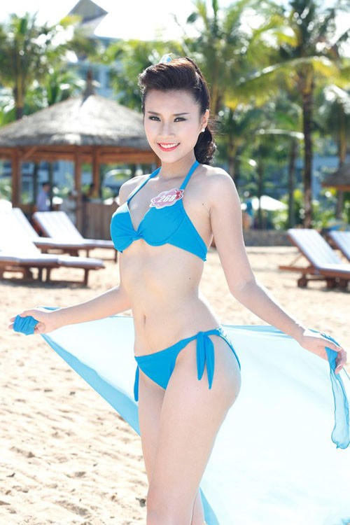 Nhan sắc những người đẹp có làn da đẹp nhất thập kỷ Hoa hậu Việt Nam ảnh 5