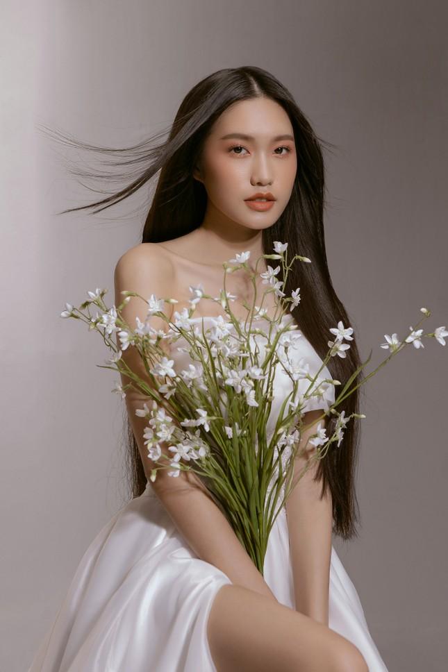 Doãn Hải My - người đẹp khả ái của Hoa hậu Việt Nam 2020 giờ ra sao? ảnh 3