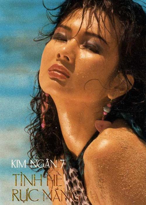 Nhan sắc nóng bỏng bậc nhất hải ngoại một thời của ca sĩ Kim Ngân lang thang bên Mỹ ảnh 5