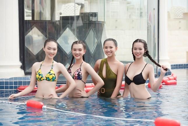Tiết lộ bất ngờ về người đẹp Thể thao Phù Bảo Nghi từng giành huy chương vàng bơi lội ảnh 1