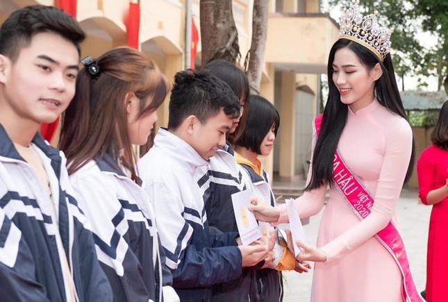 Lọt Top 7 trên bảng xếp hạng Miss World, Hoa hậu Đỗ Thị Hà nói gì? ảnh 3