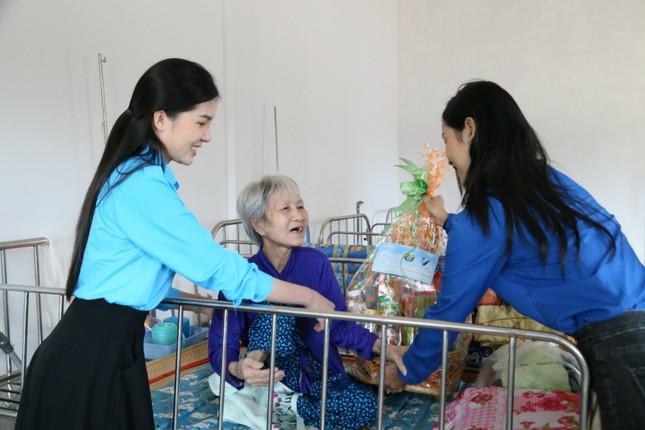 Hoa khôi Huỳnh Thúy Vi háo hức tham gia giải chạy báo Tiền phong ảnh 3