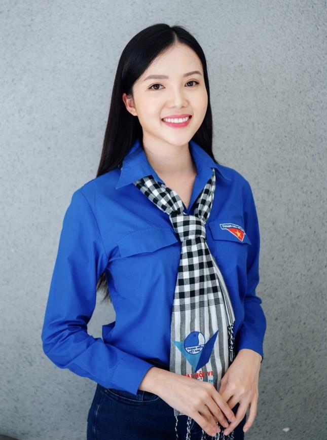 Hoa khôi Huỳnh Thúy Vi háo hức tham gia giải chạy báo Tiền phong ảnh 4