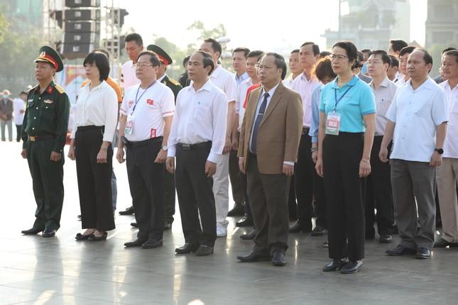 Toàn cảnh Lễ Thượng cờ Giải Tiền Phong Marathon 2021 ảnh 5