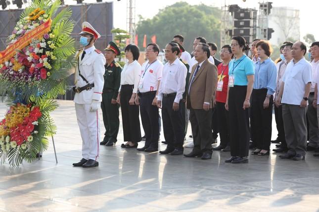 Toàn cảnh Lễ Thượng cờ Giải Tiền Phong Marathon 2021 ảnh 4