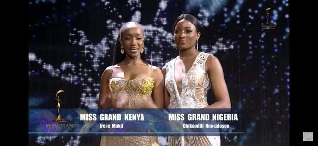 Hai thí sinh mắc COVID-19 chia sẻ xúc động tại chung kết Miss Grand ảnh 1