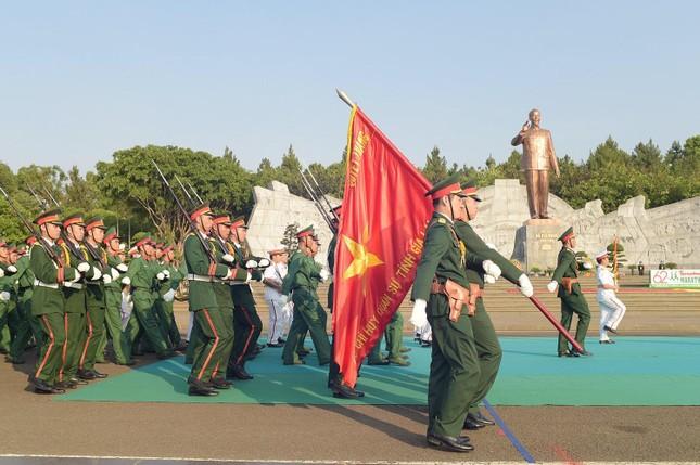 Toàn cảnh Lễ Thượng cờ Giải Tiền Phong Marathon 2021 ảnh 8