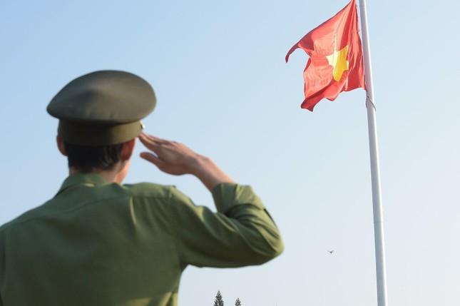 Toàn cảnh Lễ Thượng cờ Giải Tiền Phong Marathon 2021 ảnh 15