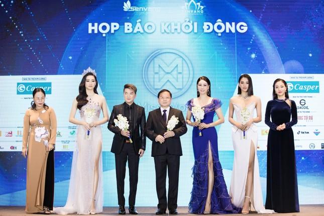 Lộ diện 5 giám khảo của cuộc thi Miss World Vietnam 2021 ảnh 3