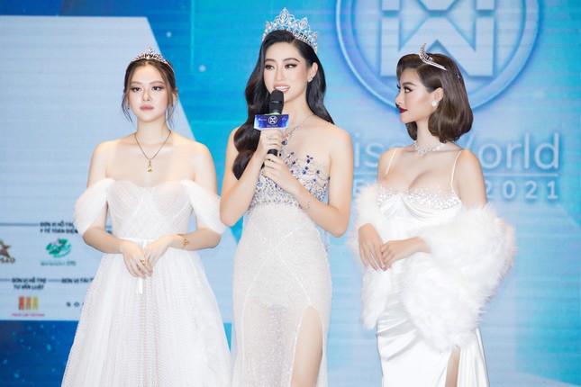 Lộ diện 5 giám khảo của cuộc thi Miss World Vietnam 2021 ảnh 1